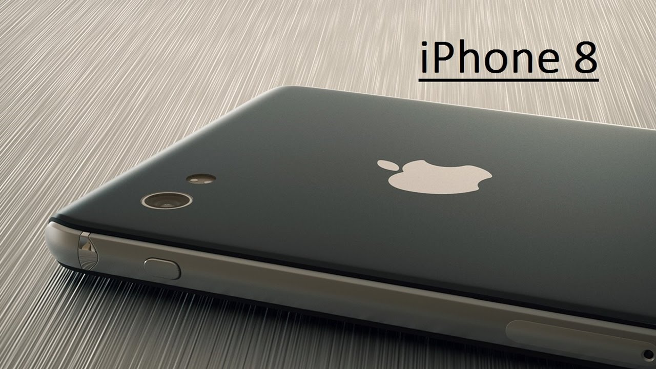 Introducing the iPhone 8 - YouTube