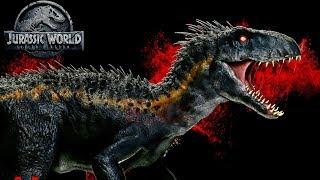 Indoraptor & Indominus Rex - An Eerily Similar Reign | Jurassic World 2 Speculation