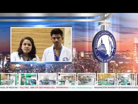 Washington University of Barbados,School of Medicine