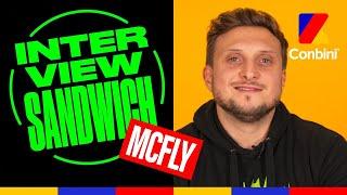 Mcfly - «Je m'en suis fait un juste avant de venir » | Interview sandwich