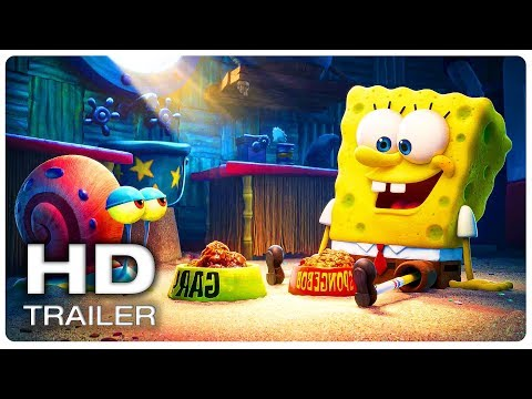 THE SPONGEBOB MOVIE 2 SPONGE ON THE RUN Trailer #1 Official (NEW 2020) Animated Movie HD