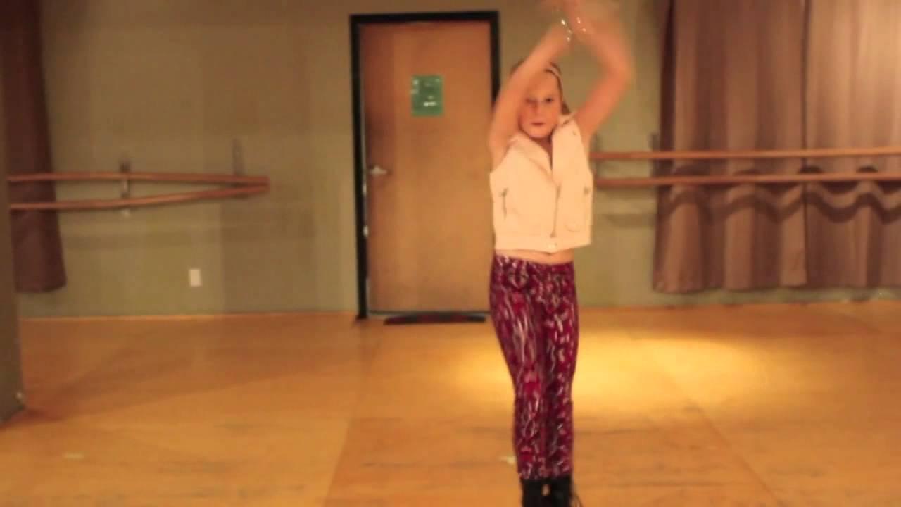 Gabrielle Myers Dance Reel - YouTube