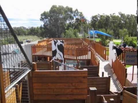 SPC Ardmona KidsTown Adventure Playground (Shepparton)