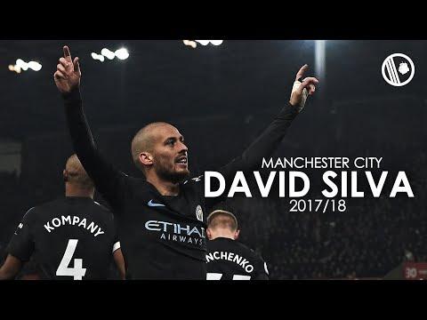 Manchester City | David Silva 2017/18