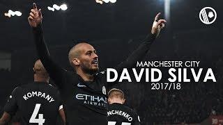 Manchester City   David Silva 2017/18