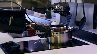 Robotic chef can cook Michelin star food in your kitchen by mimicking world