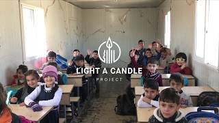 """""""Peace On Earth"""" - 1st Distribution in Northern Iraq"""