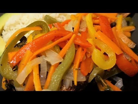 ESCOVITCH FISH (QUICK & SIMPLE JAMAICAN-STYLE RECIPE)