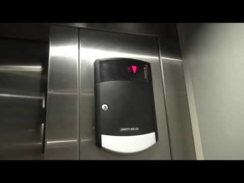 Schindler 330A Hydraulic Elevator At Zona Rosa Town Center In Kansas City, MO