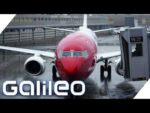 Reisecheck: Billig-Airlines Nach Übersee | Galileo | ProSieben