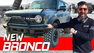 What You NEED to Know about the New Ford Bronco + Warthog Rumor