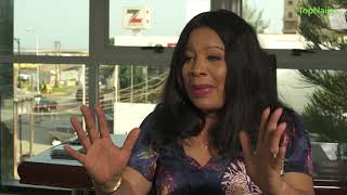 My marriage filled with freedom friendship and fights  Monalisa Chinda-Coker