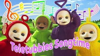 Teletubbies Songtime NEW 🎵Sing with the Teletubbies 🎵Nursery Rhymes