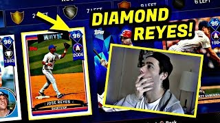 DIAMOND JOSE REYES IS ON THE SQUAD!! MLB THE SHOW 17 BATTLE ROYALE