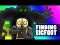 Finding Bigfoot Funny Moments - Noisy Flares and Trap Cabin