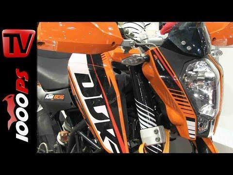 KTM 125 Duke 25.000 km Dauertest Ablauf MOTORRAD