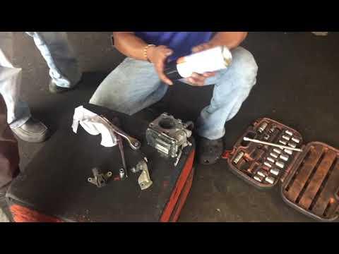 Honda jazz 1.3 philippines throttle cleaning idle control valve