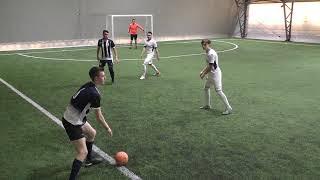 Полный матч MBZ 9 1 Husky R CUP Турнир по мини футболу в Киеве