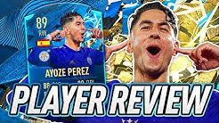 AYOZE PIRES?! 😤 89 MOMENTS TOTSSF PEREZ PLAYER REVIEW! - FIFA 20 Ultimate Team