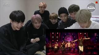 BTS Reaction on Song Tan Tana Tan of Bollywood movie Judwaa 2 | Dance of Varun Dhawan, Taapsee Pannu