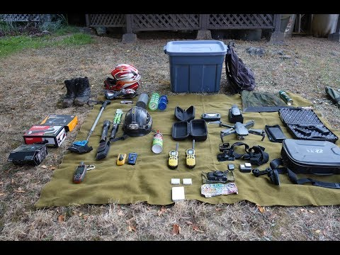 The Gear For Exploring Abandoned Mines