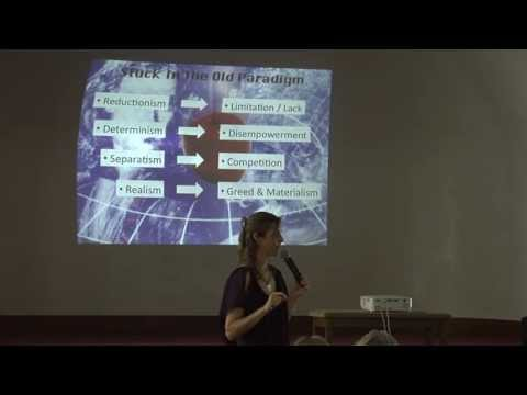 Physicist Theresa Bullard's presentation at the All Reality Study Group in Santa Monica, CA