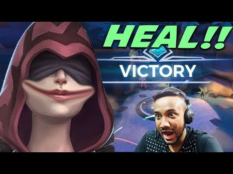 PLAYING PALADINS (Siege) WITH A GAMER GIRL !!! BANGLA Commentary !! Potato PC