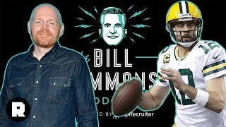 NFL Chatter With Kyle Brandt and Bill Burr on Sports and Comedy | The Bill Simmons Podcast