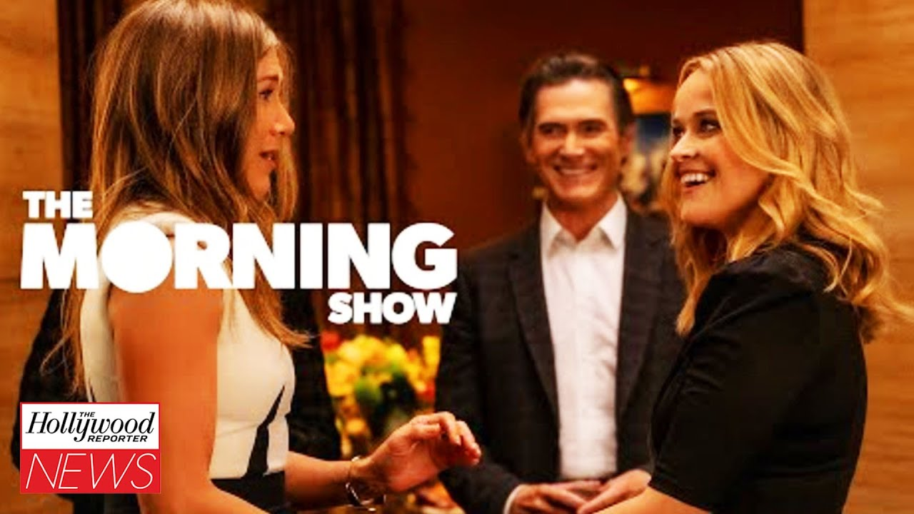 Apple Releases the Trailer for the Second Season of 'Morning Show' I THR News