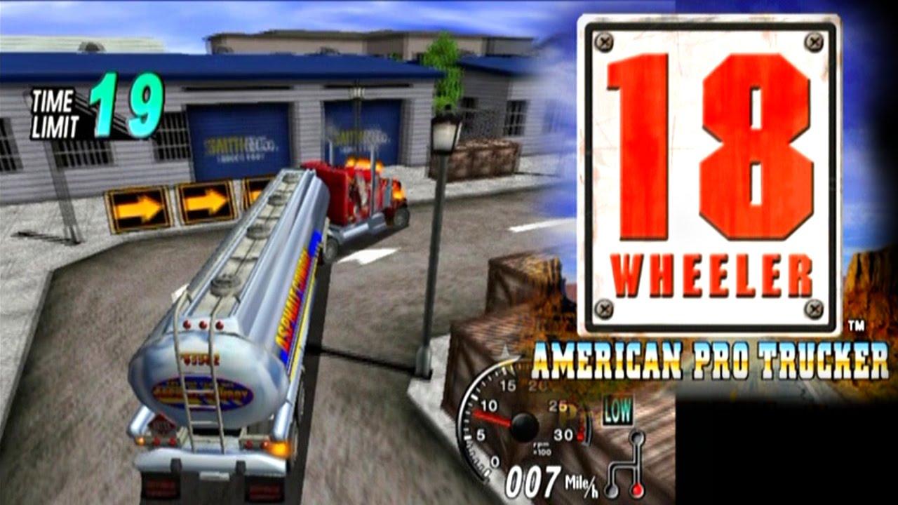 18 Wheeler American Pro Trucker Download Game