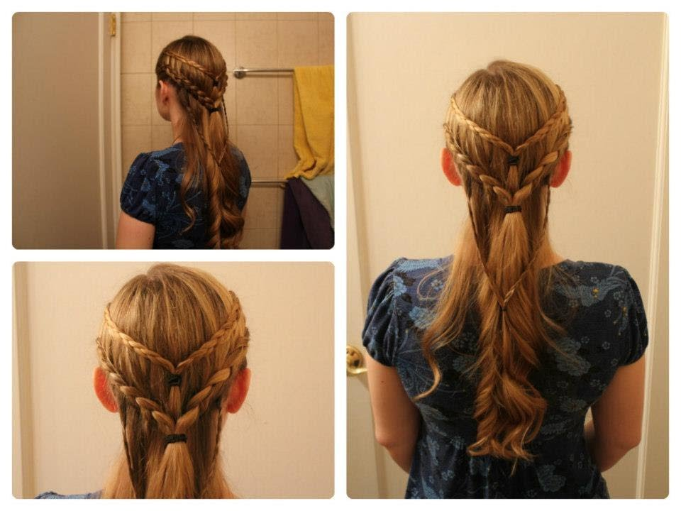 Hair Styles Games: Game Of Thrones Hair: Daenerys Targaryen, Slaver's Bay