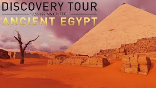 Assassin s Creed Origins Интерактивный тур Пирамиды Египта