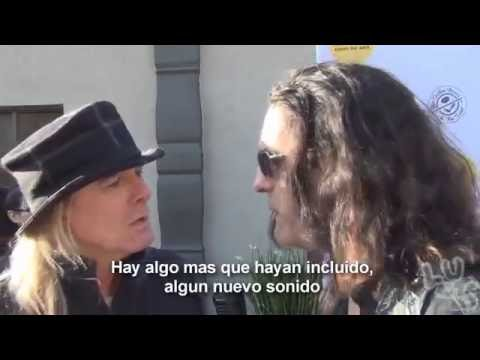 Interview with Cheap Trick @Adopt The Arts Benefit Concert