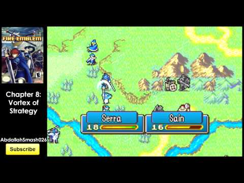 """Let's Play GBA Fire Emblem: Chapter 16x - """"The Port of Badon"""" Walkthrough with Abdallah from YouTube · Duration:  54 minutes 55 seconds"""