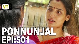 ponnoonjal tamil serial   episode 501   12 05 2015