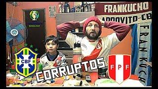 Brasil vs Peru | Reacciones de un Hincha Argentino | Final Copa America 2019