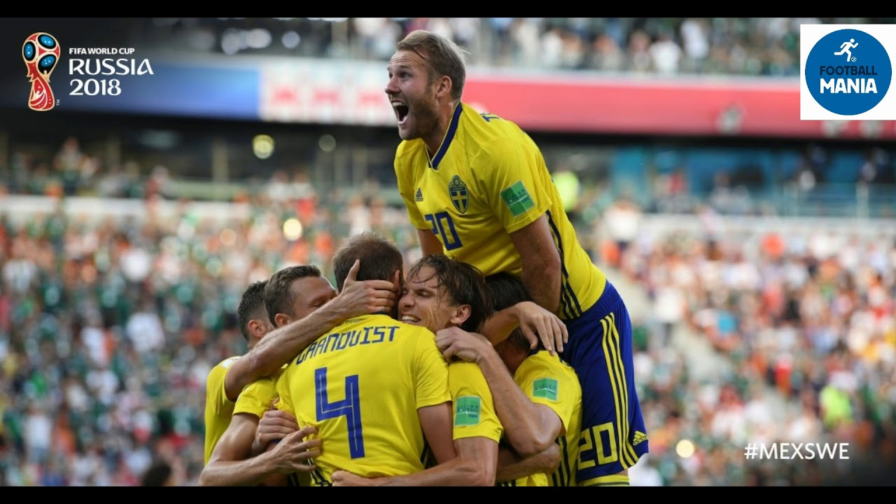 1cbf73acd5d MEXICO VS SWEDEN | ALL GOAL | FIFA World Cup 2018 Russia | Highlights |  FOOTBALL MANIA