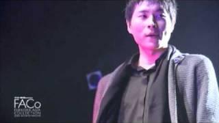 K-MEN'S が福岡アジアコレクションにゲスト出演した映像です。