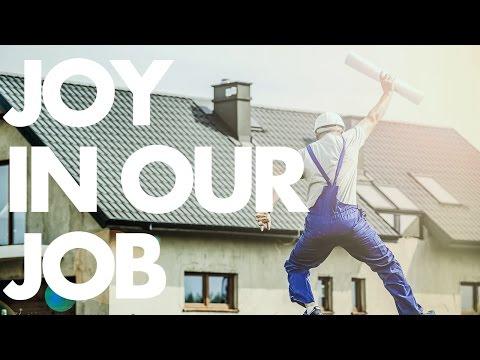 Joy in our Job