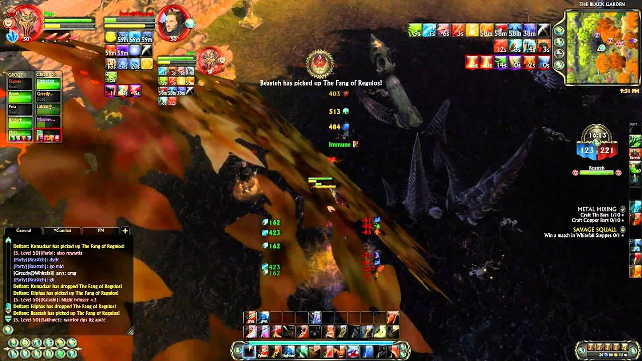 Rift: Phyx Lvl 50 Champion / Paragon PvP Black Garden
