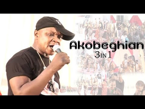 Odafen + Eniwe + Aboniki by Akobeghian, Live On Stage (Benin music live on stage)