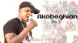 Odafen + Eniwe + Aboniki by Akobeghian, Live On Stage (Benin music live on stage)