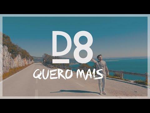 D8 - Quero Mais (Lyric Video)