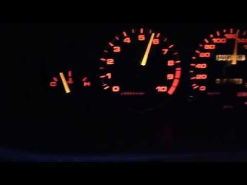 Honda ITR B18C sound & acceleration loud VTEC