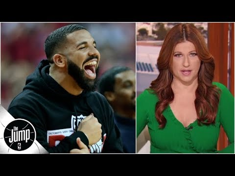 If Drake's guarantee comes true, there'll be one reason why - Rachel Nichols | The Jump