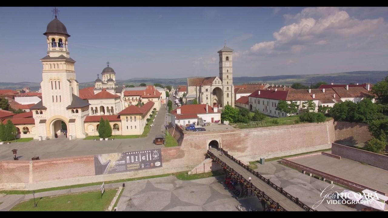 Top 10 destinatii turistice din Romania - Cetatea Alba Iulia