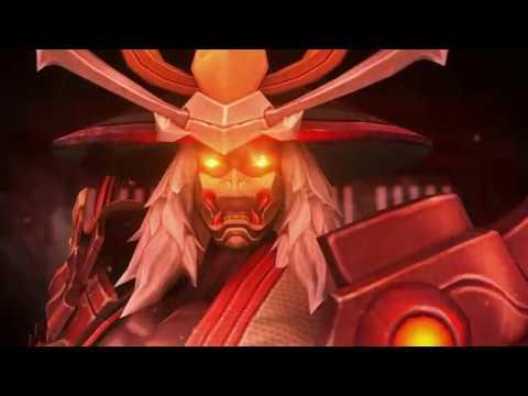 [Trang phục] Ryoma Đại tướng nguyệt tộc - Garena Liên Quân Mobile