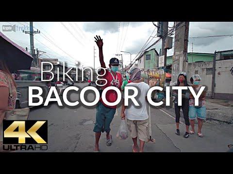 BACOOR CITY - Bike Tour [4K]
