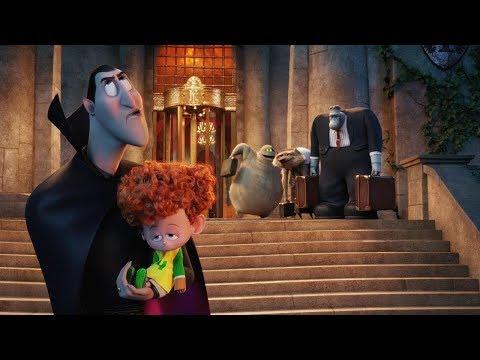 Hotel Transylvania Full Movie - Wonderful Movie Scene