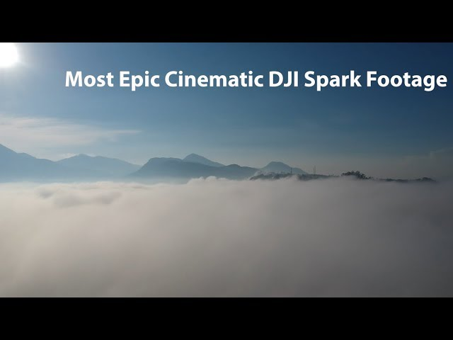 Most Epic Cinematic Drone DJI Spark Footage at Buniasih, Desa Langensari, Lembang, West Bandung